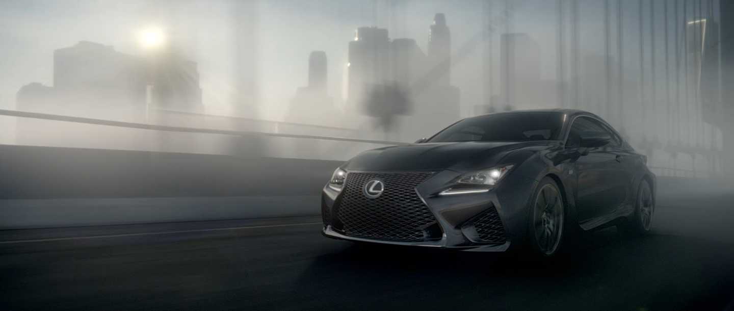 Lexus: Lap the Planet