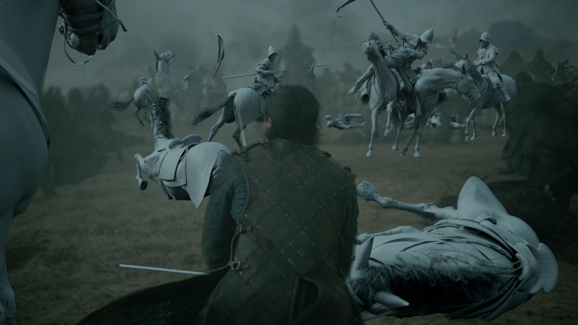 Game Of Thrones Season 6 Battle Of The Bastards