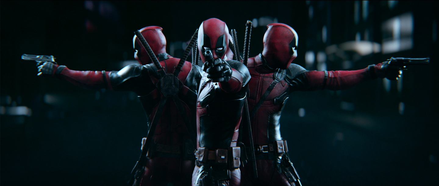 Deadpool 2' Opening Titles and Main-on-Ends