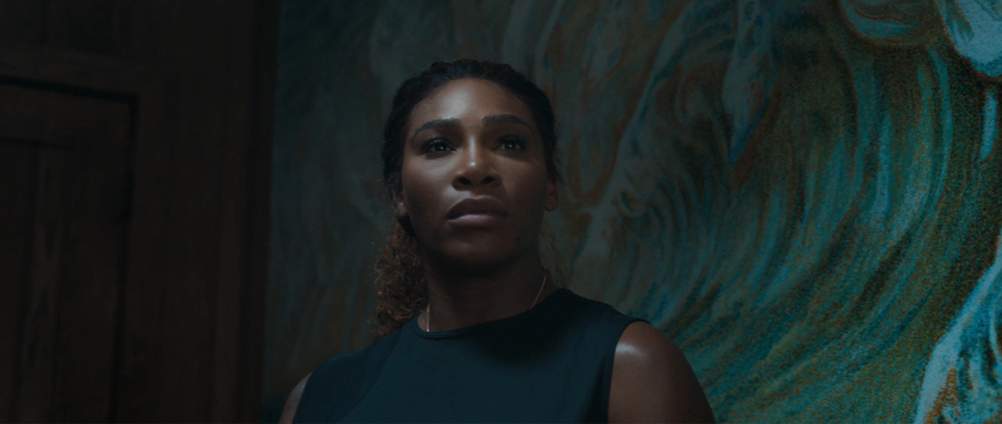 Chase –Serena Williams | Mama Said Knock You Out