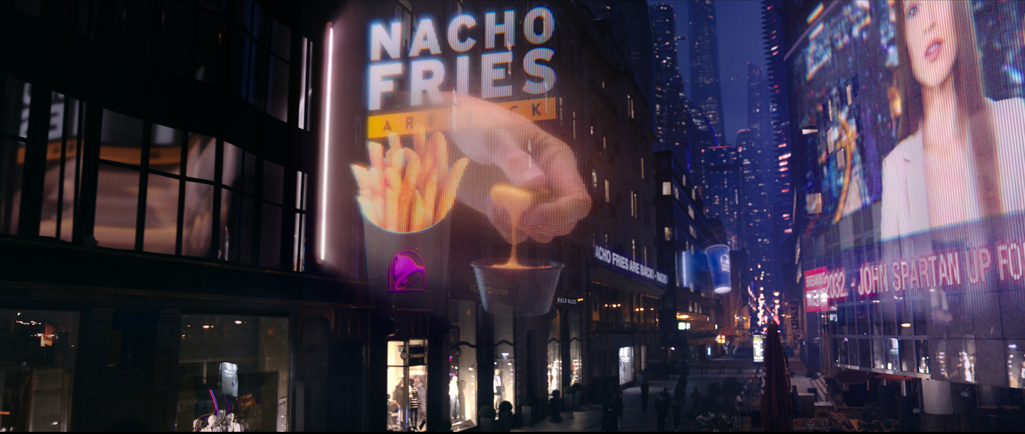 Taco Bell: Web of Fries II: Franchise Wars