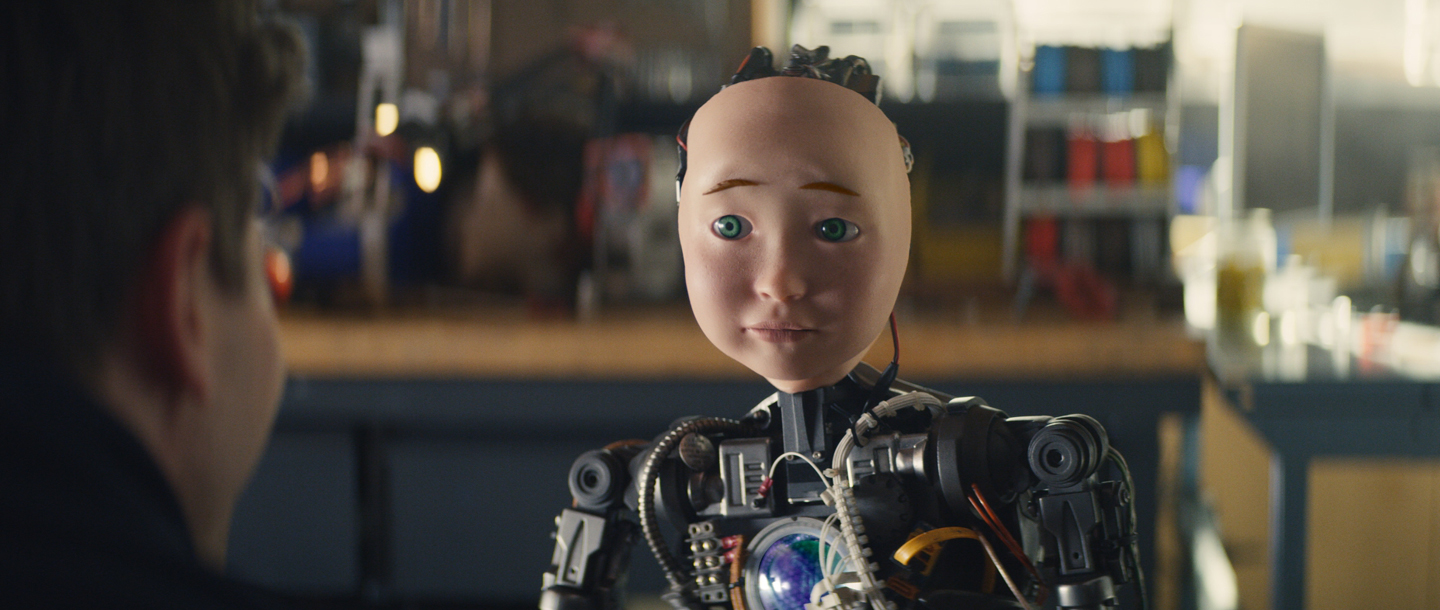 "Turbo Tax ""RoboChild"""